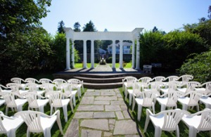 Harding Allen Estate Ceremony Space