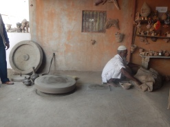 india pottery village
