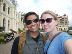 Tourist Selfie!