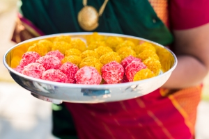 Laddu used in ceremony