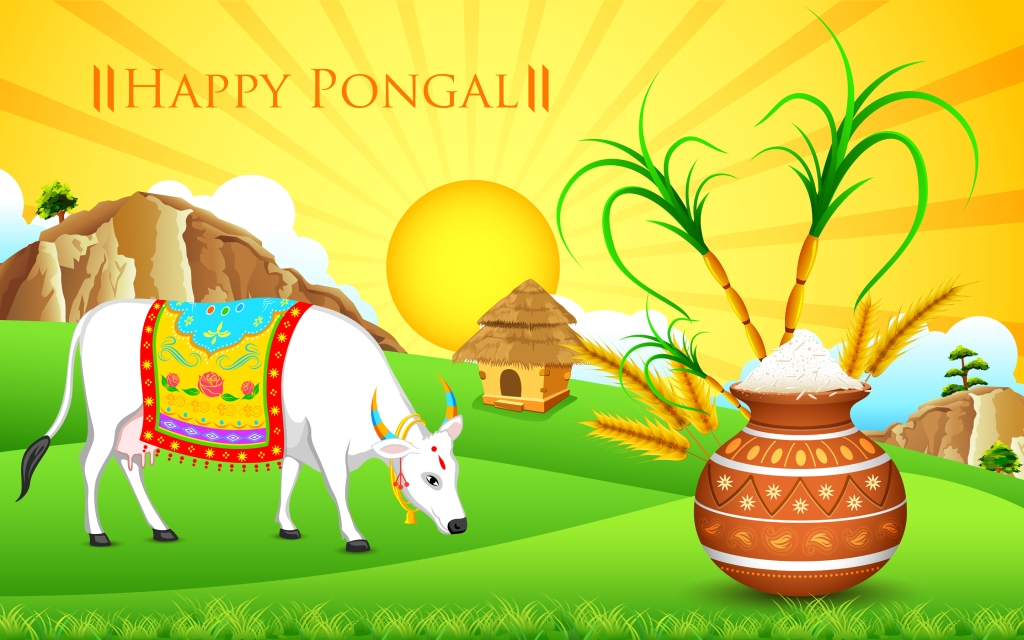 Happy Thai Pongal