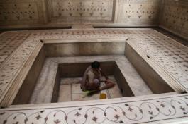 A Royal bath