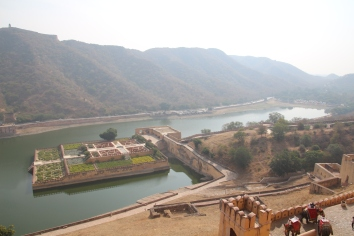 amer fort outlook