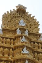 a gopuram