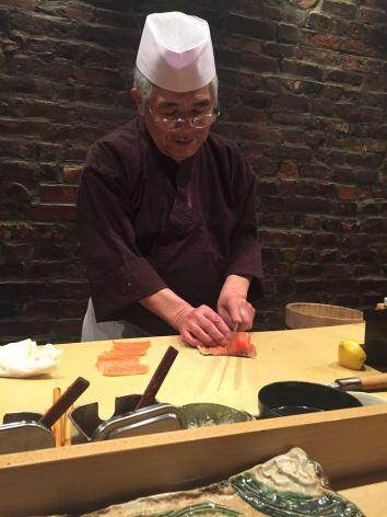 Chef Ishizuka