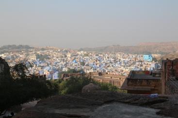 The Blue City