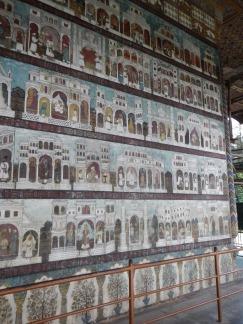 Inside Tipu Sultan Museum