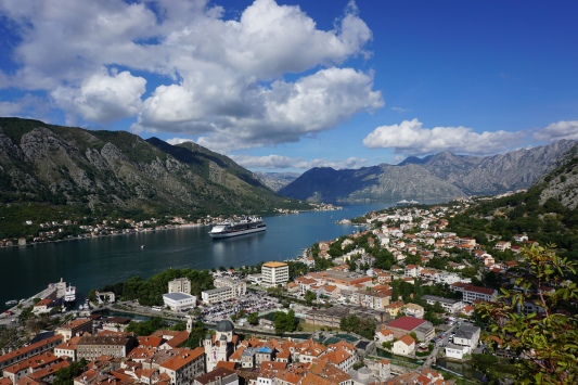 Bay of Kotor Cruise